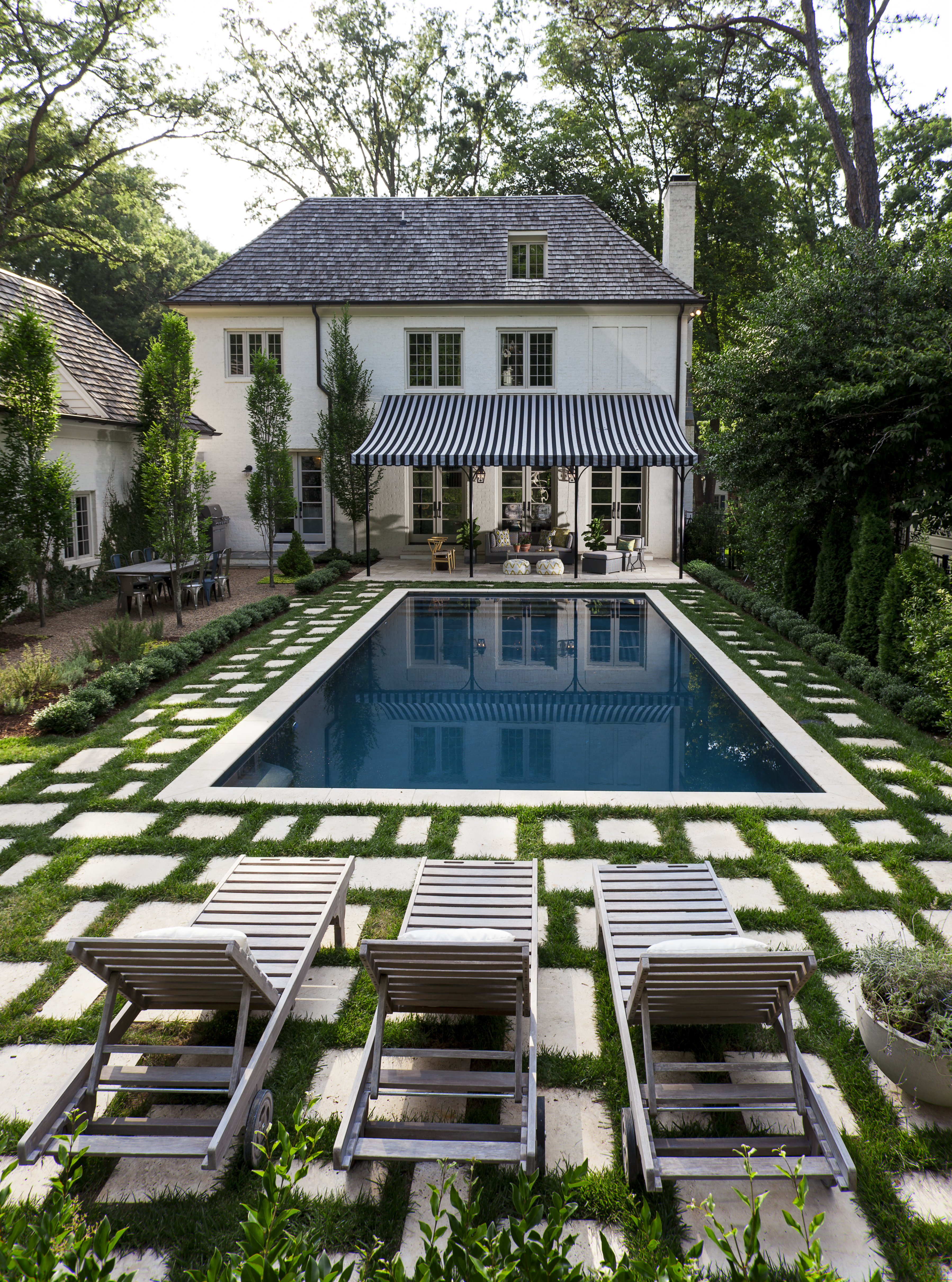 Return on your investment when investing in a swimming pool